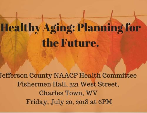 Healthy Aging Presentation