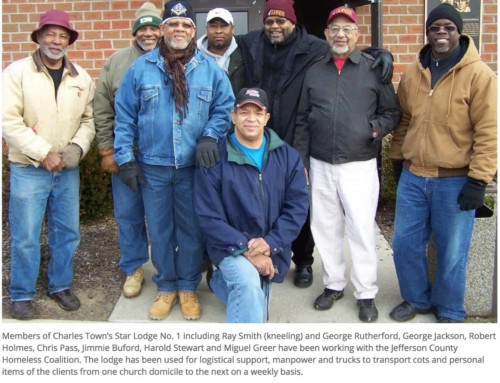 Historic lodge's commitment to the community remains strong