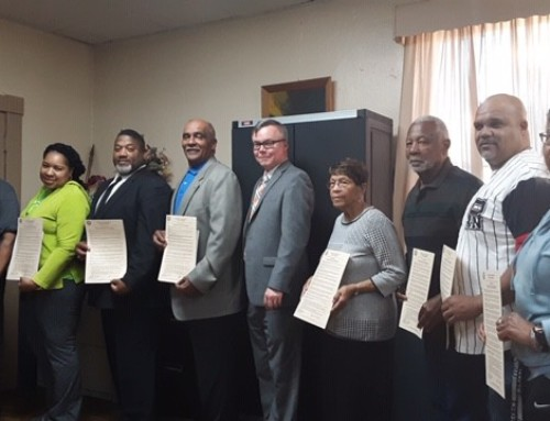 2019 Charles Town WV Mayoral Proclamation : Apology for the Enslavement of Black People